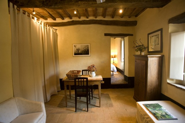 holiday apartments pool  tuscany siena san galgano